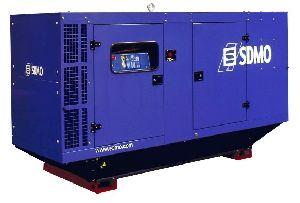 Дизельный генератор с пробегом б/у SDMO J130 - 100 кВт