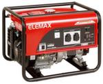 [5 кВт] Бензиновый генератор Elemax SH 6500 EX-RS