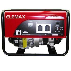 [4 кВт] Бензиновый генератор Elemax SH 4600 EX-R