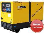 Бензиновый генератор 8 кВт WFM Silent-E