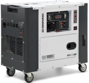 Дизельный генератор DAEWOO DDAE 10000SE 7,2 кВт