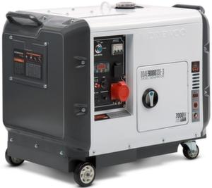 Дизельный генератор DAEWOO DDAE 9000SSE-3 6,4 кВт