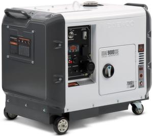 Дизельный генератор DAEWOO DDAE 9000SSE 6,4 кВт