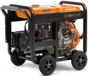 Дизельный генератор DAEWOO DDAE 9000XE 6,4 кВт