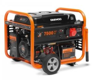 Бензиновый генератор 7 кВт DAEWOO GDA 8500E-3