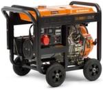 Дизельный генератор DAEWOO DDAE 9000DXE-3 6,4 кВт