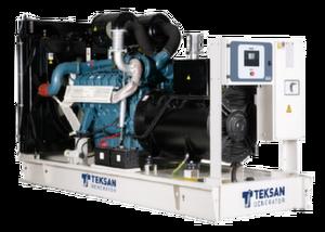 Дизельная электростанция 510 кВт Teksan HG 704 DC
