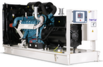 Дизельный генератор Teksan HG 750 DC 544 кВт