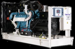 Дизельная электростанция Teksan HG 275 DC 200 кВт