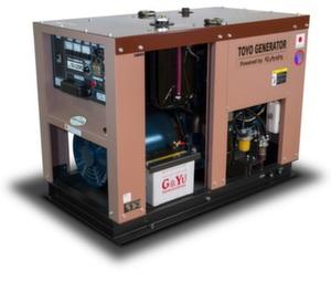 Дизельный генератор TOYO TG-12SPC