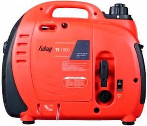 [1 кВт] Инверторный цифровой генератор Fubag TI 1000