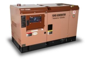 Дизельный генератор TOYO TKV-15SBS