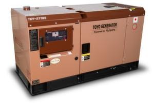 Дизельный генератор TOYO TKV-27TBS