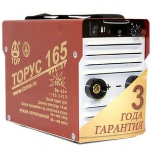Сварочный аппарат Торус-165 МАСТЕР