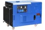 Дизель-генератор TSS SDG 10000EHS