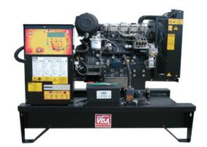 Дизель генератор ONIS VISA P14 открытый - 10,5 кВт