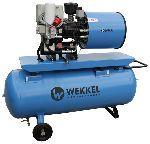 Винтовой компрессор Wekkel AD 7,5-10-270