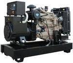 Дизель-генератор K3000WCE KING SIZE - 241 кВт