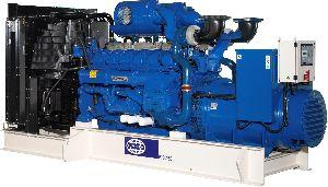 Дизельная электростанция (бу) в контейнере FG Wilson P1250P - 1000 кВт (1МВт)