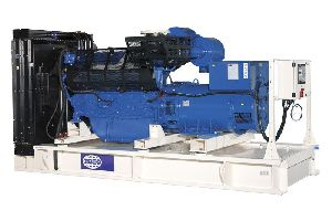 Дизельный генератор с пробегом (бу) FG Wilson P800P1 - 640 кВт