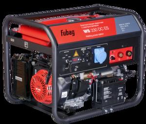 Сварочный генератор FUBAG WS 230 DC ES - 6 кВт