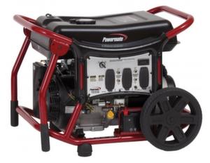 Бензогенератор Pramac WX 6250 ES 5,5 кВт