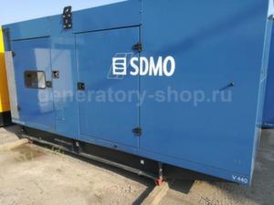 Дизельная электростанция Б/У 350 кВт SDMO V440