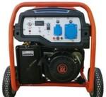 Бензиновый генератор MITSUI ZM 9500 E-3