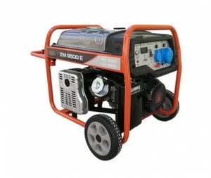 Бензиновый генератор 7,5 кВт MITSUI Power ECO ZM 9500 E
