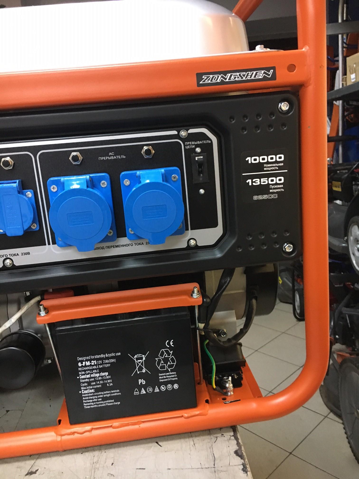 Микро электростанция бензиновая