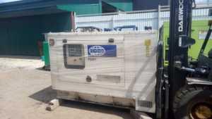 Продажа дизель-генератора бу 40 кВт