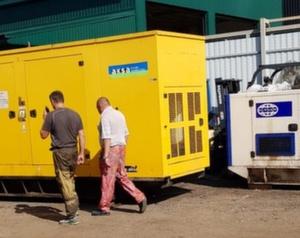 Поставка в аренду генератора 400 кВт